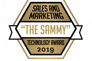Tech Award 2019 - The Sammy - Sales and Marketing