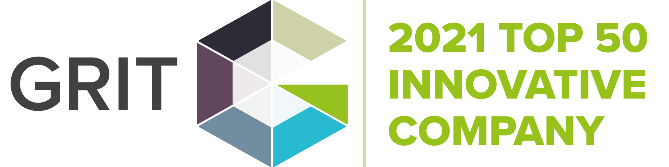 Methodify by Delvinia was awarded the 2021 Top 50 Innovative Company by GRIT